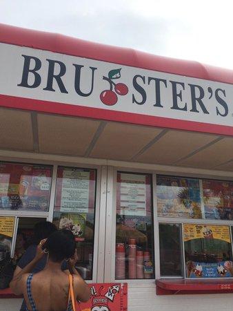 Bruster's Ice Cream: Brusters!