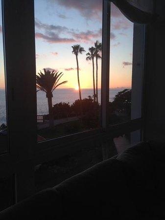 Sensimar Los Gigantes: sunset