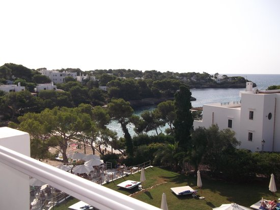 TUI BLUE Rocador : view from room on top floor