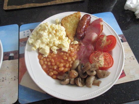 Northrise Lodge: Breakfast