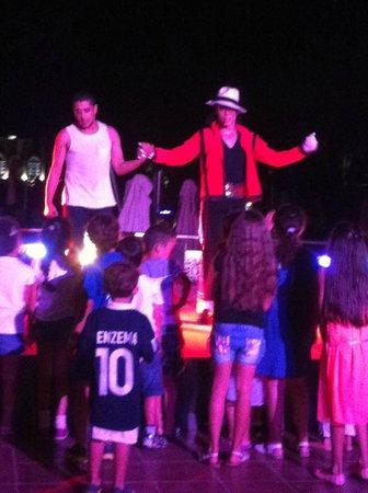 Pullman Marrakech Palmeraie Resort and Spa : 'Michael'