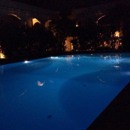 Romano Palace Luxury Hotel: бассейн хороший, но хлорки многовато