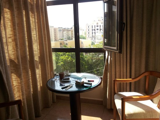 Al Zaitouna: what you can see from the window