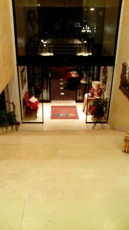 Hotel Metropolitan: Ingresso