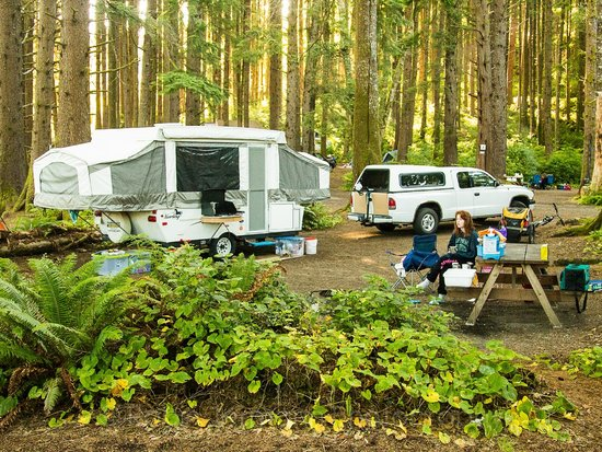 Wright's for Camping: campground