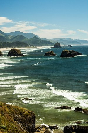Wright's for Camping: View of cannon beach
