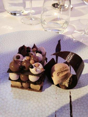 Hotel Raphael : unforgettable dessert