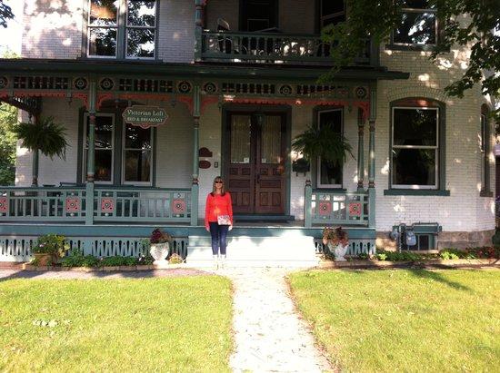 Victorian Loft: Beautiful B & B