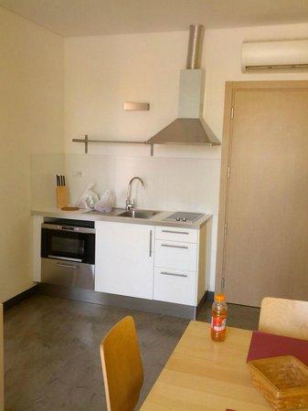 Residence Igea : Open kitchen