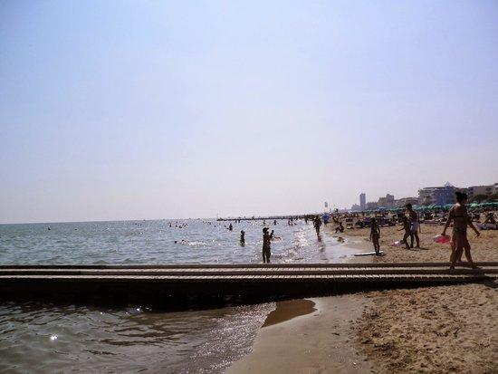 Hotel Mariver: Strand