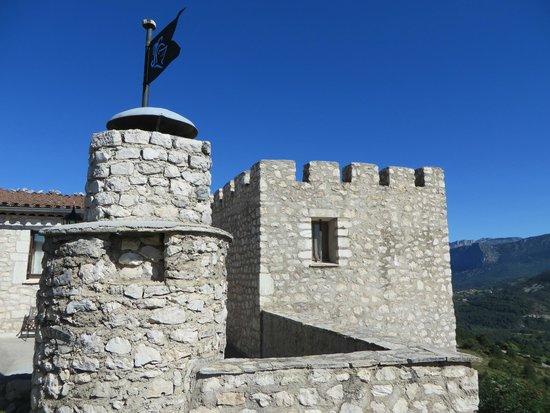 Chateau de Trigance : Château