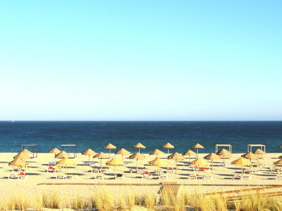 Sensimar Lagos by Yellow: local beach