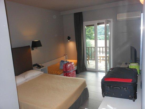 Aeolos Beach Resort : chambre 712