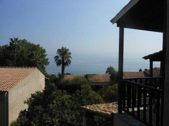 Aeolos Beach Resort : vue de la chambre