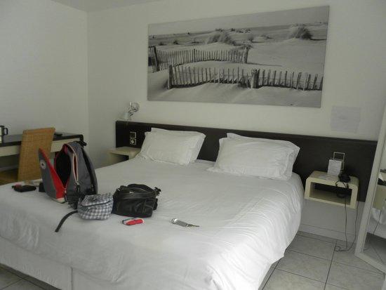 Le Brasilia : La chambre