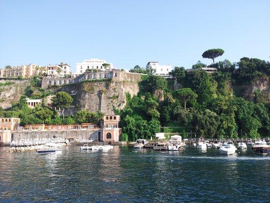 Villa Oriana Relais: Sorrento