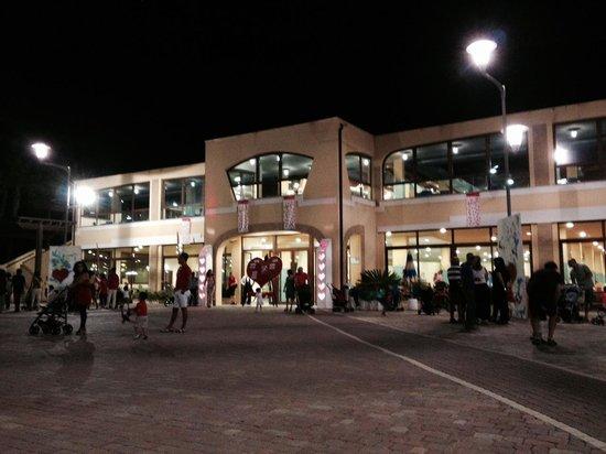 Serenusa Village: Ristorante