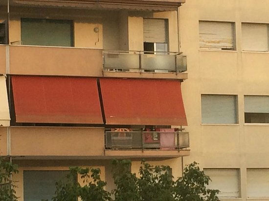 Astoria Suite Hotel : VISTA CAMERA