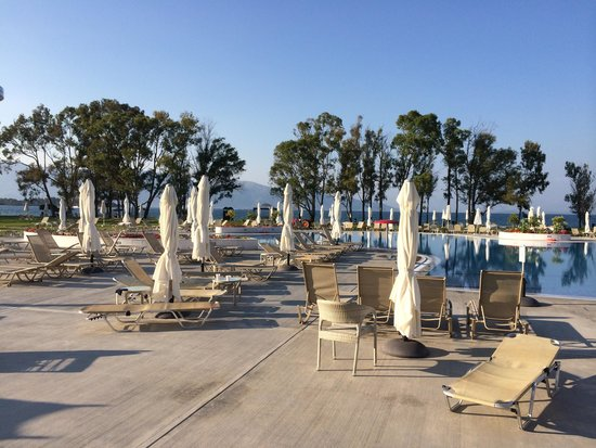 TUI FAMILY LIFE Kerkyra Golf : The main pool