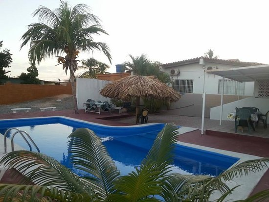 Posada Isla Bonita: piscina