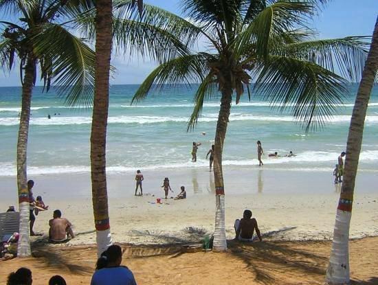Posada Isla Bonita: Playa Guacuco