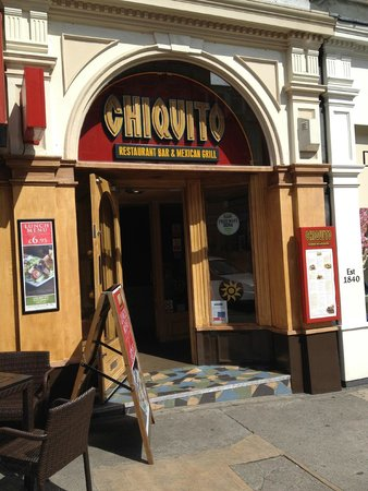 Chiquito - Edinburgh - Frederick Street