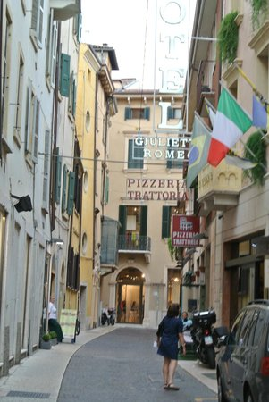Giulietta e Romeo Hotel: Séjour à l'hôtel Jiulietta e Roméo