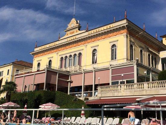 Grand Hotel Villa Serbelloni: Old world charm