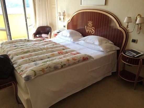 Grand Hotel Villa Serbelloni : Room 411