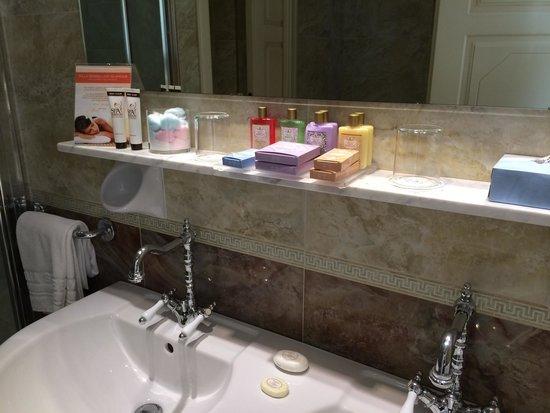Grand Hotel Villa Serbelloni: Bath room