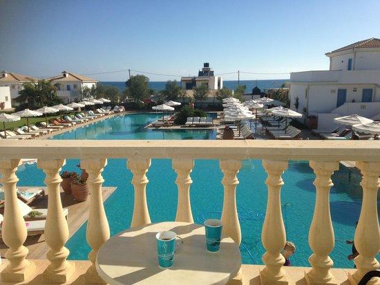 Mitsis Laguna Resort & Spa: view from room