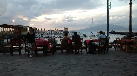 Ristorante O'Puledrone: View from the restaurant