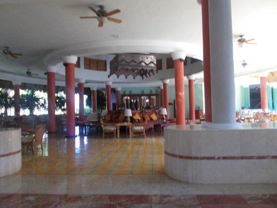Iberostar Costa Dorada : Reception area
