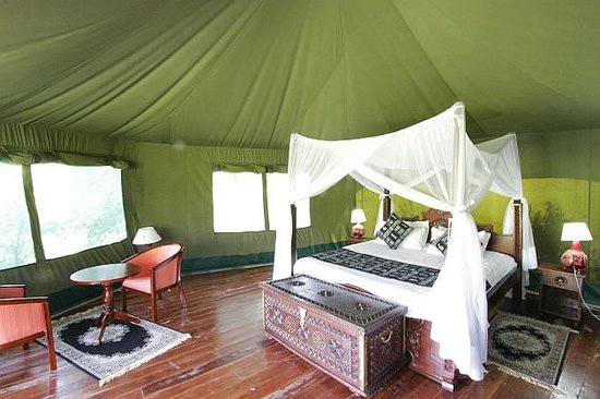 Osero Lodge: Luxury Rooms - so nice!