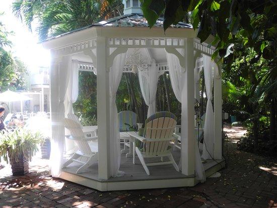 The Gardens Hotel: gardens...