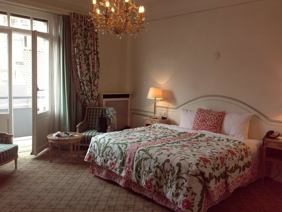 Hotel Metropole : Un magnifique hôtel de grande classe. Des prestations luxueuses aillant quand même un peu vieill