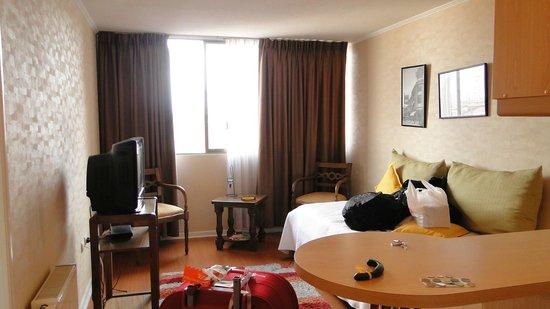 Hotel Vegas: Sala