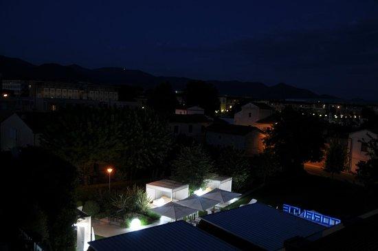Hotel San Ranieri : Vista dal 3° piano delle suite.