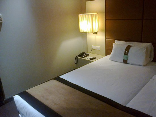 Holiday Inn Madrid - Las Tablas: oda