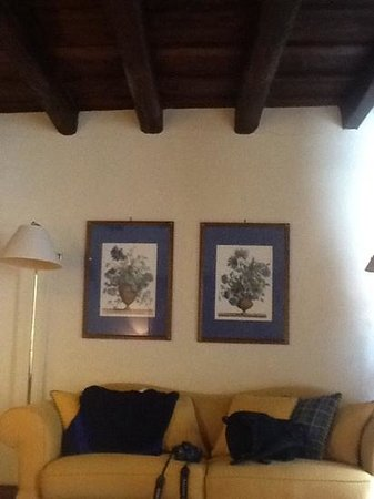 Boutique Hotel Campo de Fiori : one of the apartments