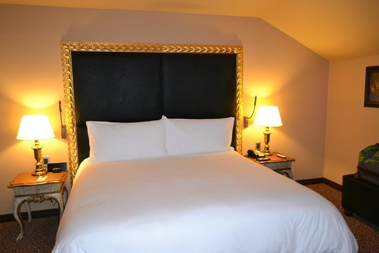 Palacio del Inka, a Luxury Collection Hotel: The most comfy bed