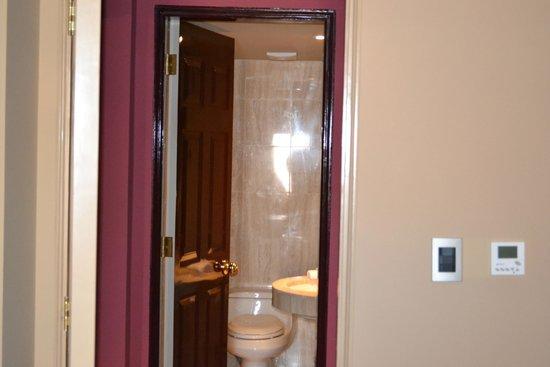 Palacio del Inka, a Luxury Collection Hotel: extra washroom again