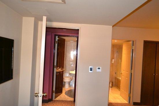 Palacio del Inka, a Luxury Collection Hotel: extra washroom