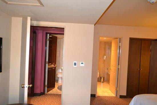 Palacio del Inka, A Luxury Collection Hotel, Cusco: extra washroom