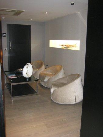 Hotel Dimar : hall 1 piano