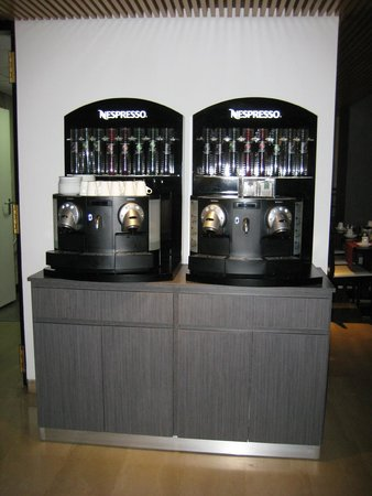 Hotel Dimar : macchine caffè nespresso