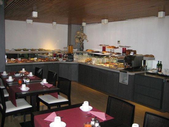 Hotel Dimar : buffet colazione