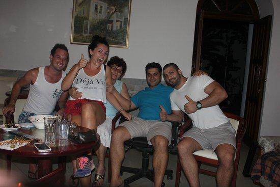 Brazil Hotel: My new family xx