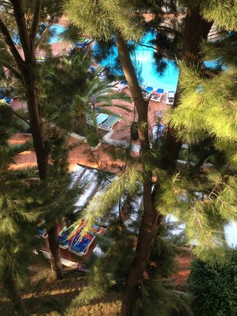 Estival Park Salou : Another view from room