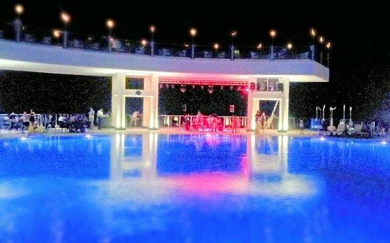 Orka Sunlife Hotel: Amazing on a evening